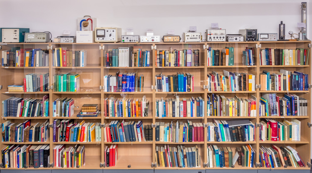 Bücherschränke | Historisches Archiv