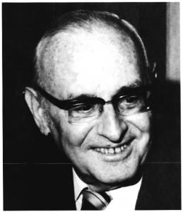 Prof. Dr. Erich Schütz