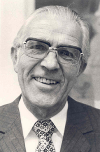 Prof. Franz Gosse-Brockhoff