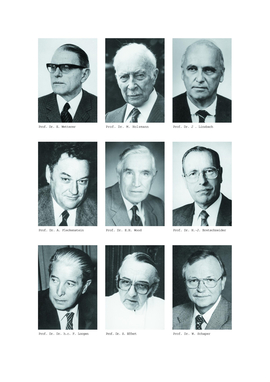 Preisträger der Carl-Ludwig-Ehrenmedaille (3)
